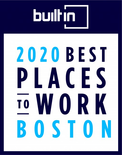 Rocket Insights is Honored in Built In Boston's Prestigious Best Places to Work List in 2020