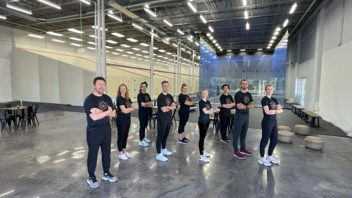 MSQUASH Opens a New (R)evolutionary Squash & Ball Sports Training Facility in South Norwalk