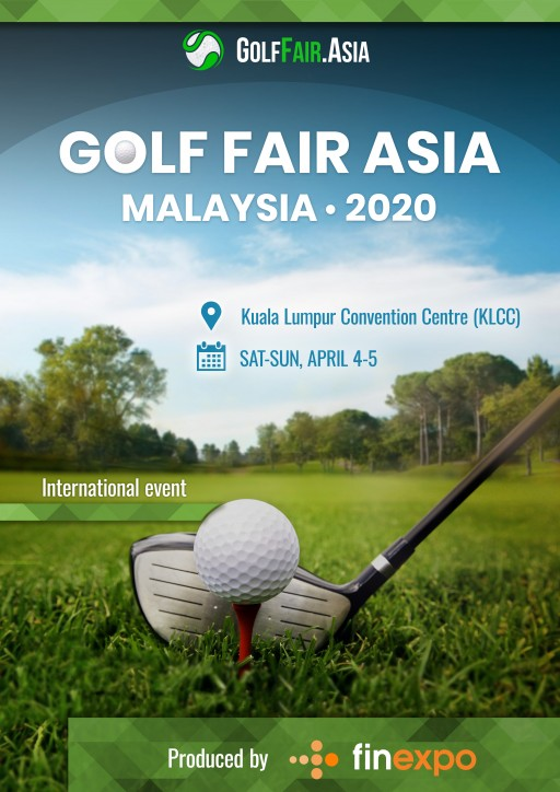 Golf Fair Asia to Gather World's Golf Industry Next April