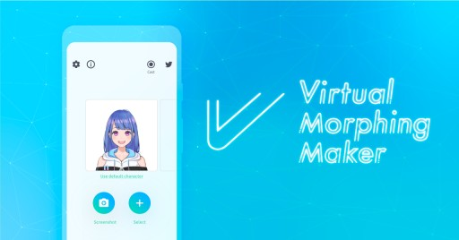 Introducing V Morphing Maker: App That Turns Illustration Into Motion-Tracking Facial Avatar