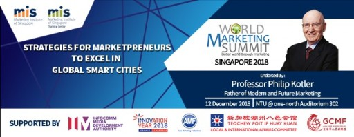 Philanthropist Dr Toh Soon Huat to Be Honored at the World Marketing Summit
