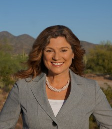 Democratic Candidate Stephanie Rimmer of Arizona's 6th Congressional District