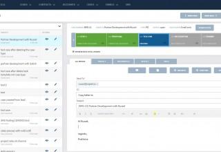 Solastis CRM Full email integration
