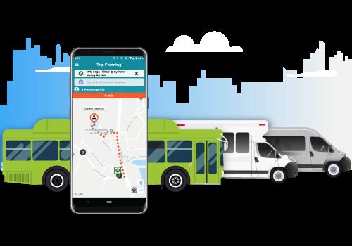 Tripspark S On Demand Booking Helps Lethbridge Alberta Transit Navigate Covid 19 Newswire