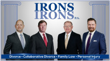 Attorneys at Irons & Irons P.A. in Greenville NC