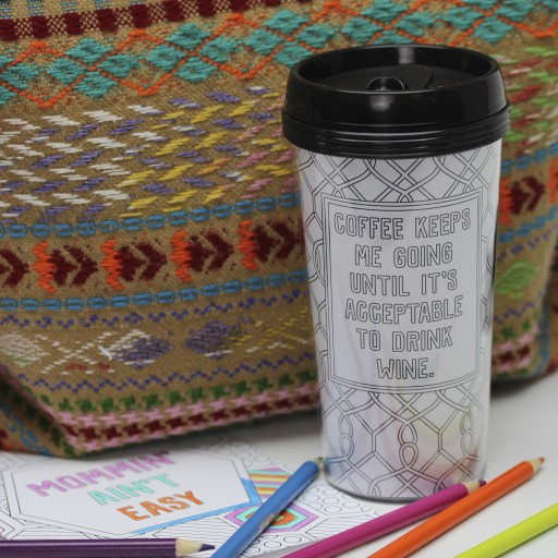 Incredibly Charming Paper & Gifts Announces New Gift Collection for the Adult Coloring Enthusiast