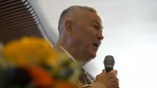 Dana Rohrabacher in Zurich
