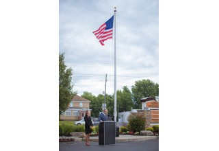 Kennedy Investment Group Flag Ceremony Presentation
