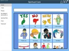 Spiritual Care Communication App