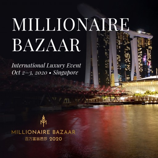 Millionaire Bazaar 2020, Steps Into the Light in Singapore