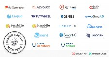 Affitown byGMO, Geniee and FLYWHEEL Join Spider Labs' SHARED BLACKLIST