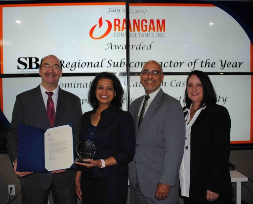 Staffing Firm Receives Recognition From the U.S. Small Business Administration