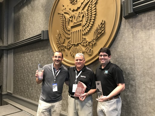 Three Leaders Awarded Towing Industry Recognition