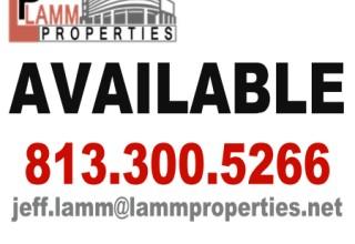 Lamm Properties sign