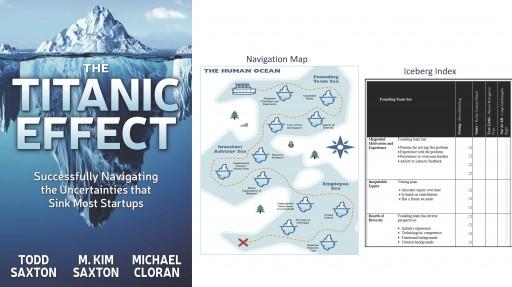 Morgan James Publishing's New Book 'The Titanic Effect' Helps Startups Stay Afloat