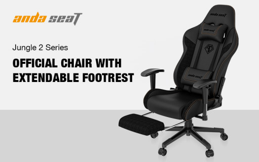 Andaseat Launches Its Jungle 2 Office Chair & Soft Kitty Gaming Chair