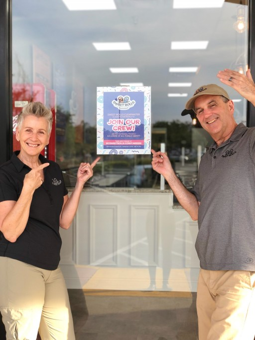 New Orleans Flavored Rolled Ice Cream Comes to Clearwater
