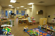 Parkland Children's Academy Infant Care Program