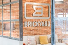 Brickyard Coworking Lobby