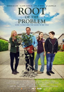 ROOT OF THE PROBLEM Official Poster Art