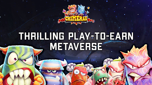 Chimeras Play-to-Earn Metaverse Raised Over $2 Million During Successful Funding Round