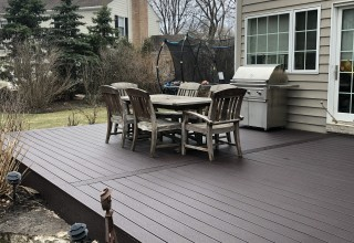 Trex Deck Barrington