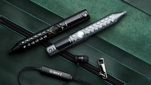 Zanco Smart Pen, World's Thinnest Mobile Phone, is 500 Percent Funded on Kickstarter