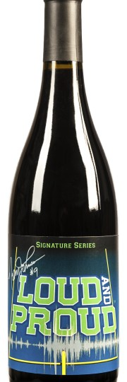 Norm Johnson Signature Red Wine from Northwest Cellars in Kirkland, Washington