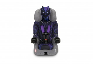 Black Panther combination booster car seat