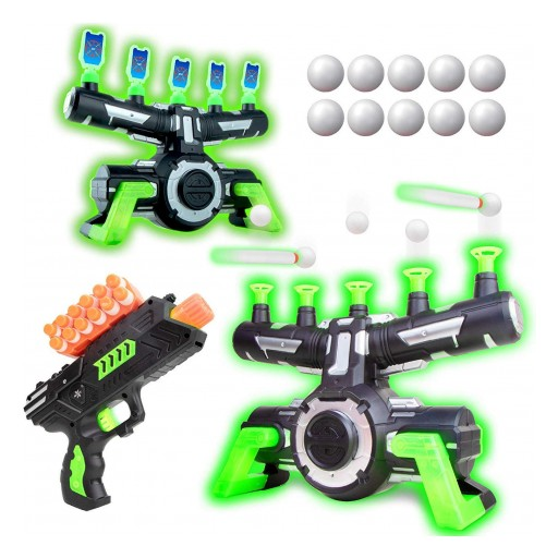 USA Toyz Extends Their Line of Astroshot Shooting Games With Targets for Kids