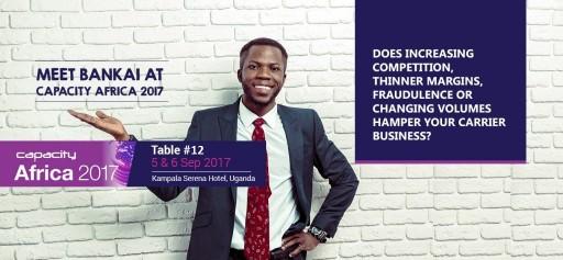 Meet Bankai at Capacity Africa 2017