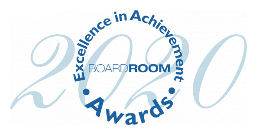 Survey & Ballot Systems Wins BoardRoom Magazine 'Excellence in Achievement' Award