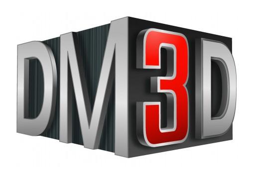 DM3D Technology Enters Machine Building Business With Sale of DMD105D