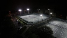 Global Tech LED Outdoor Tennis Sports Lighting
