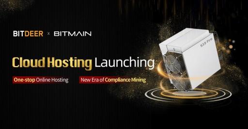 BitDeer.com Unveils Brand New Cloud Hosting Services