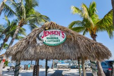 Jensen's Twin Palm Marina and Cottages for Sale