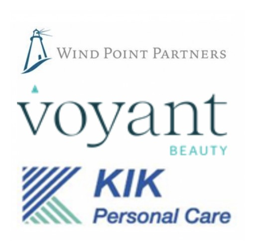 Voyant Beauty to Acquire Kik Personal Care