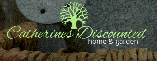 Catherine's Discounted Home and Garden Opens New Amazon-Affiliate Home and Garden Website