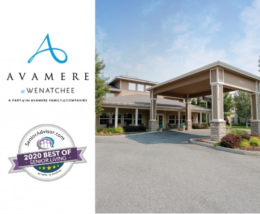 Avamere at Wenatchee Named Best of Assisted Living