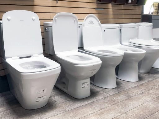 New Range of Stylish and Eco-Friendly Toilets Arrives at Polaris