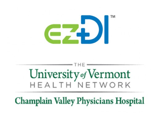 Champlain Valley Physicians Hospital Selects ezDI™ for Integrated Computer-Assisted Coding (ezCAC™) and Clinical Documentation Improvement (ezCDI™) Solution