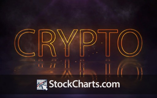 StockCharts.com Introduces Cryptocurrency Data and Advanced Charting for Digital Assets
