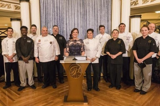 Chefs Showcase Hosted by the Church of Scientology