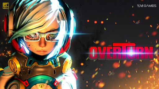 The Latest FPS Action Puzzle VR, OVERTURN is Now Available on HTC Vive and Oculus Rift.