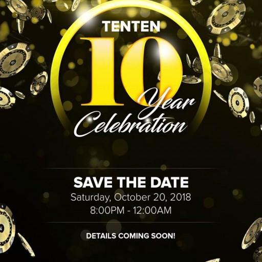 TENTEN Wilshire Hosts 10-Year Celebration Event