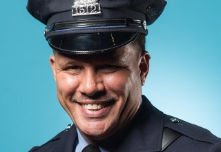 Philadelphia Police Officer Frank Rivera