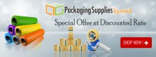 Special Packaging Offers available at PackagingSuppliesByMail.com