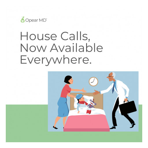 App-Based House Calls Now Available Nationally