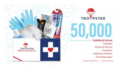 50,000 Medical Essential Kits for Hospitals