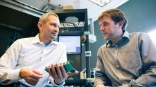 Gladstone scientists Anatol Kreitzer and Scott Owen